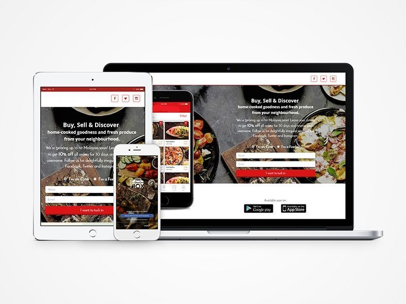 The Reasons Why You Should Build Food Marketplace Startup?