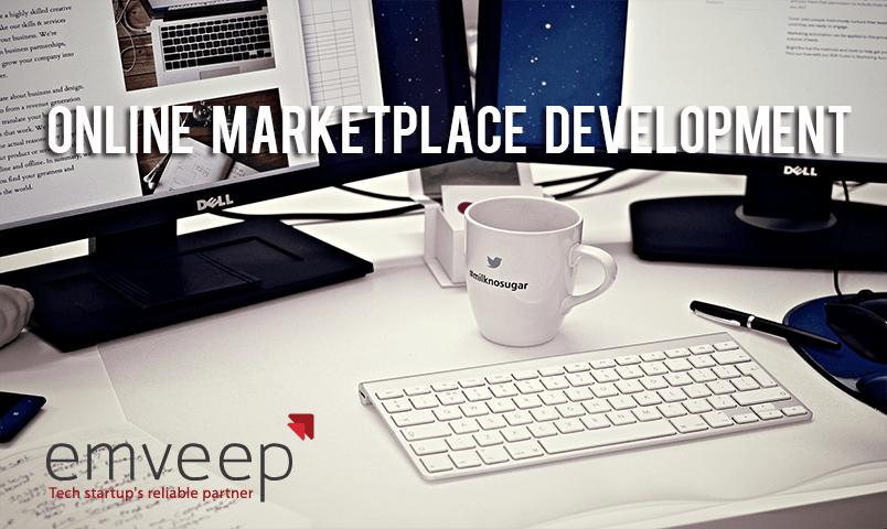 One of The Best Startup Ideas : Online Marketplace Development