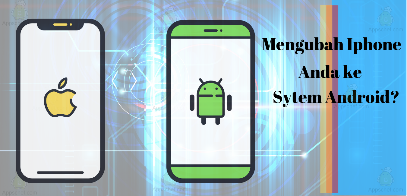 "CARA MENGUBAH IPHONE ""SYSTEM IoS"" MENJADI OPERATING SYSTEM ANDROID"